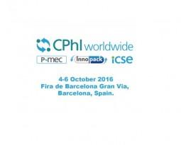 CPhI Barcelona 2016