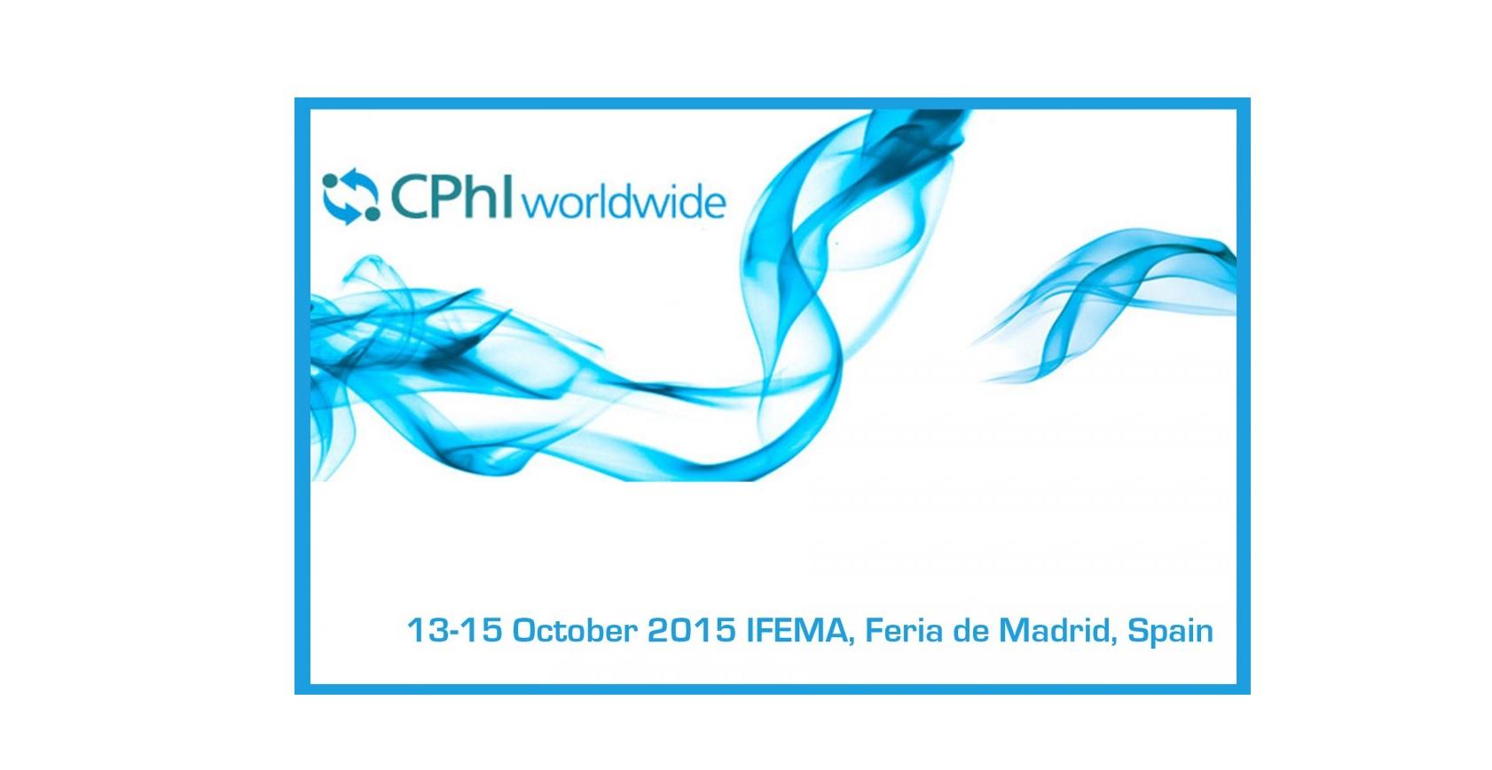 CPhI Madrid 2015